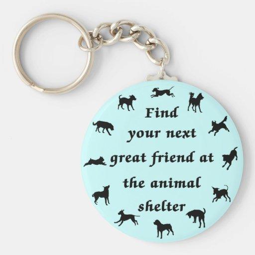 Next Great Friend Key Chains