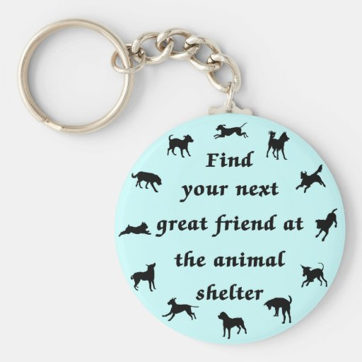 Next Great Friend Key Chains