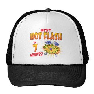 Next Hot Flash Trucker Hat