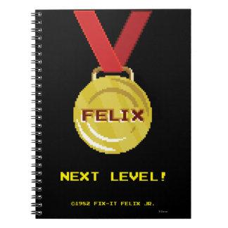 Next Level Spiral Notebooks