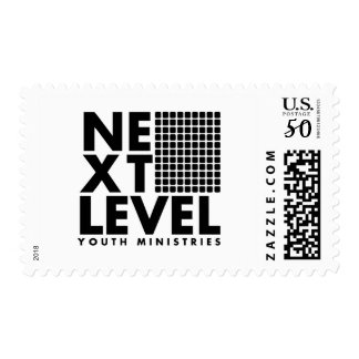 Next Level Official Logo Postage