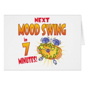 Next Mood Swing Card