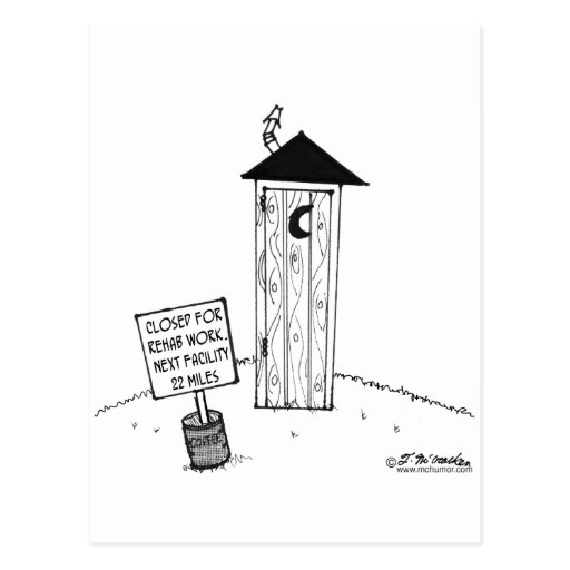 Funny Outhouse Quotes Quotesgram