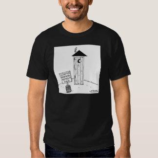Next Outhouse 22 Miles            Outhouse Cartoon T Shirt