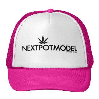 NEXT POT MODEL TRUCKER HAT