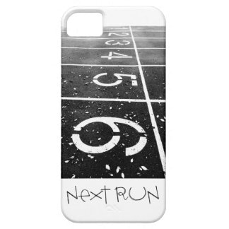 Next Run iPhone 5/5S case, Barely There iPhone SE/5/5s Case