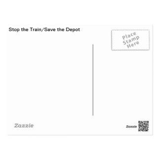 Next Stop, Blaine, WA  post card