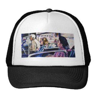Next Stop Trucker Hat