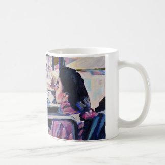 Next Stop Classic White Coffee Mug