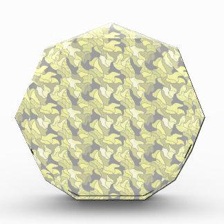 Next sweet doodle,yellow acrylic award
