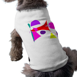 Next Time You Come Before Me for Lunch Pet Tshirt