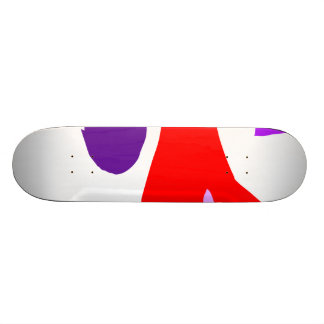 Next Time You Come Before Me for Lunch Custom Skate Board