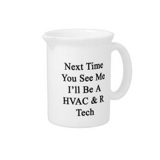 Next Time You See Me I'll Be A HVAC R Tech Pitchers
