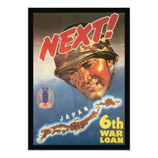Next World War 2 Card