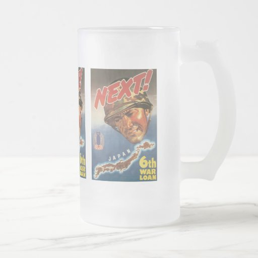 Next World War 2 Mug