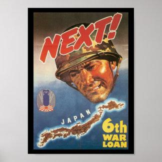 Next World War 2 Poster