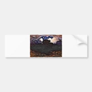 Nexus Overgrowth Bumper Sticker