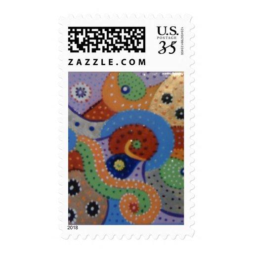 Nexus Postage Stamps