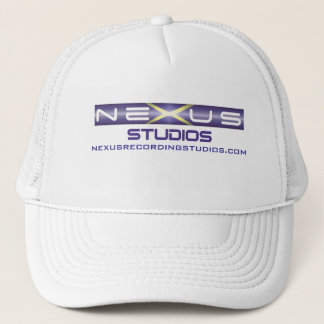 Nexus recording studio logo hat