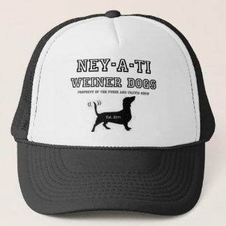 Ney-a-ti Weiner Dogs Hat