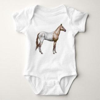 Nez Perce Horse Baby Bodysuit