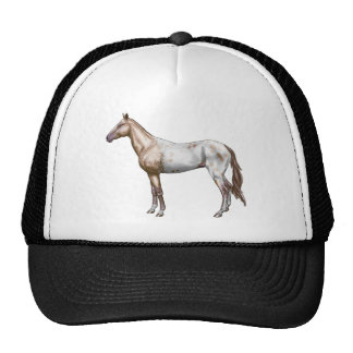 Nez Perce Horse Trucker Hat