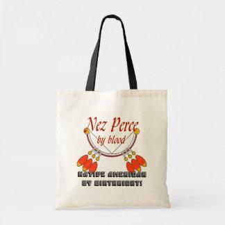 Nez Perce Tote Bag