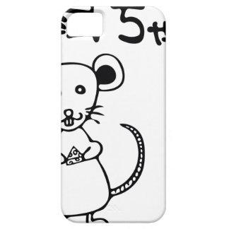 Nezumi.chan.ai iPhone SE/5/5s Case