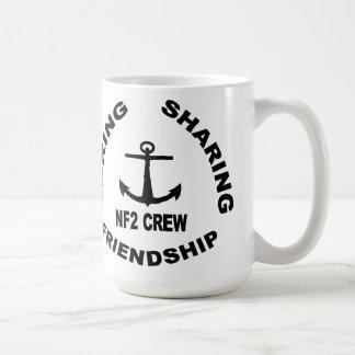 NF2Crew Mug Logo in Black