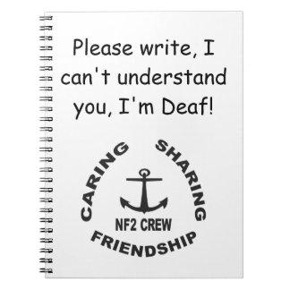 NF2Crew Notebook