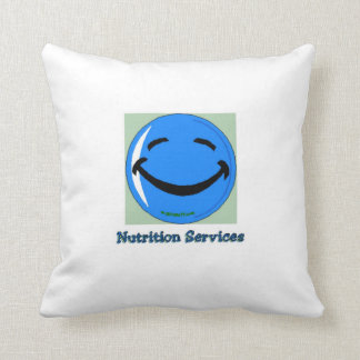 NF Hospital Nutrition Services Throw Pillow