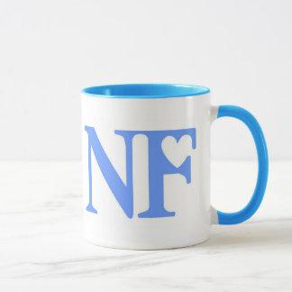 NF Inc. Mug