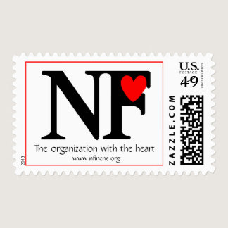 NF Inc. Stamp