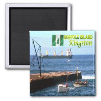 NF - Norfolk Island - Kingston - The Port Magnet