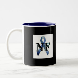NF- SYMBOL  ( Mug / Blue inside)