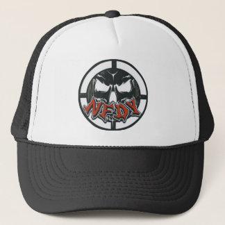 NFDY Target Logo black hat