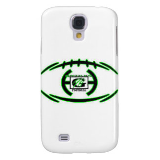 Nffl Grizzlies Under Samsung Galaxy S4 Case