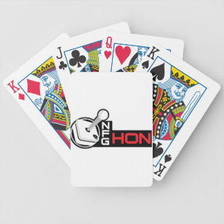 NFG HON BICYCLE PLAYING CARDS