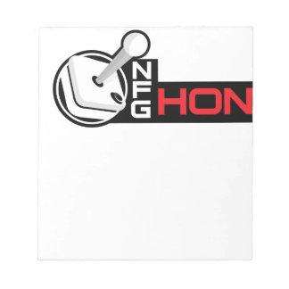 NFG HON NOTE PAD