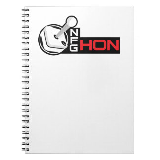 NFG HON SPIRAL NOTEBOOKS