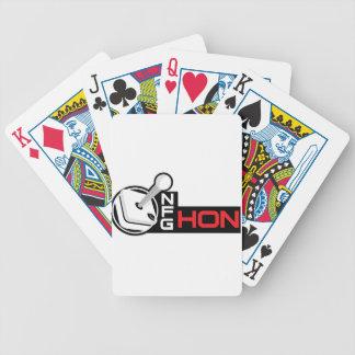 NFG HON BICYCLE CARD DECK