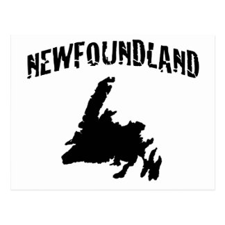 Nfld Post Card