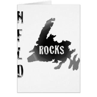 Nfld Rocks Card