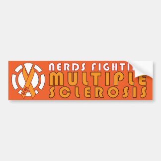 NFMS - Orange Lantern Bumper Sticker