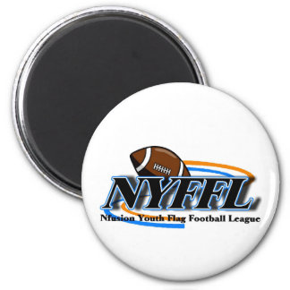 Nfusion Youth Flag Football Nyffl Under 14 Refrigerator Magnet
