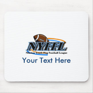 Nfusion Youth Flag Football Nyffl Under 14 Mouse Pad
