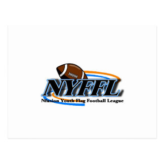 Nfusion Youth Flag Football Nyffl Under 14 Postcard