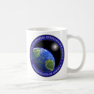 NGA CLASSIC WHITE COFFEE MUG