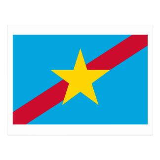 Ngaraard Flag Postcard