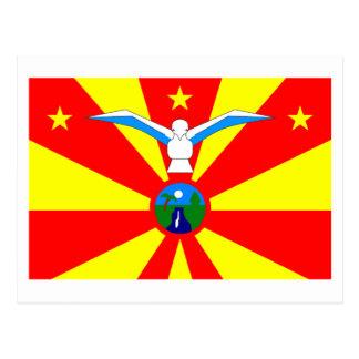 Ngardmau Flag Postcard